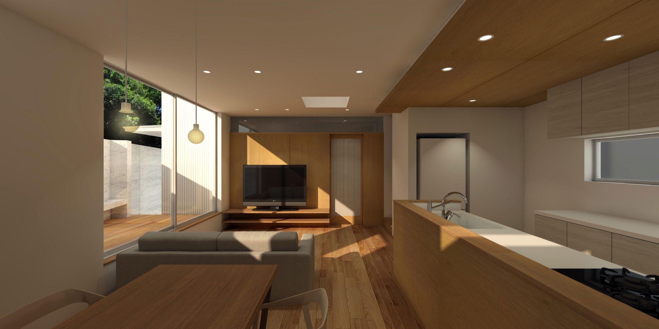 日吉台の家|atelier thu