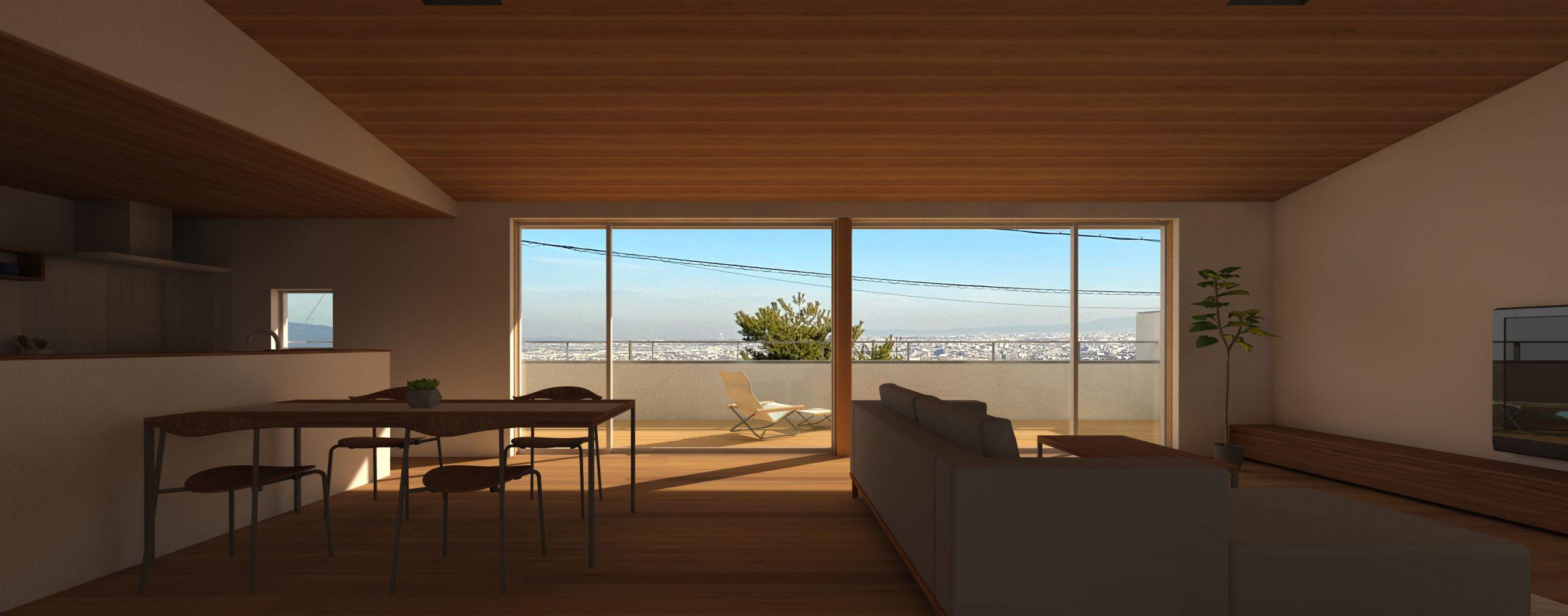 宝塚の家|atelier thu | 兵庫、神戸の建築設計事務所
