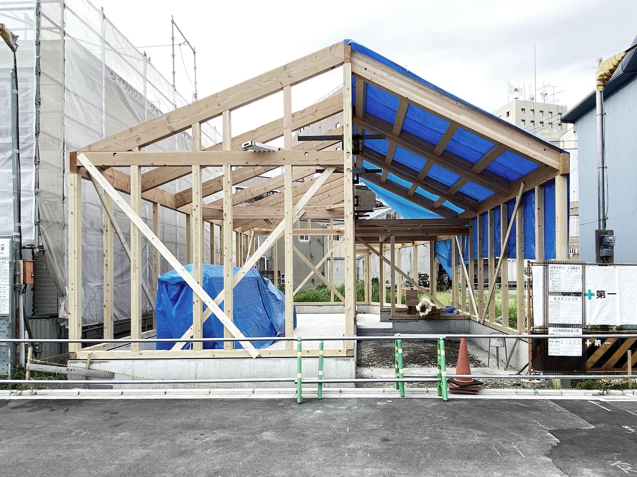 門真の社屋|atelier thu | 兵庫、神戸の建築設計事務所