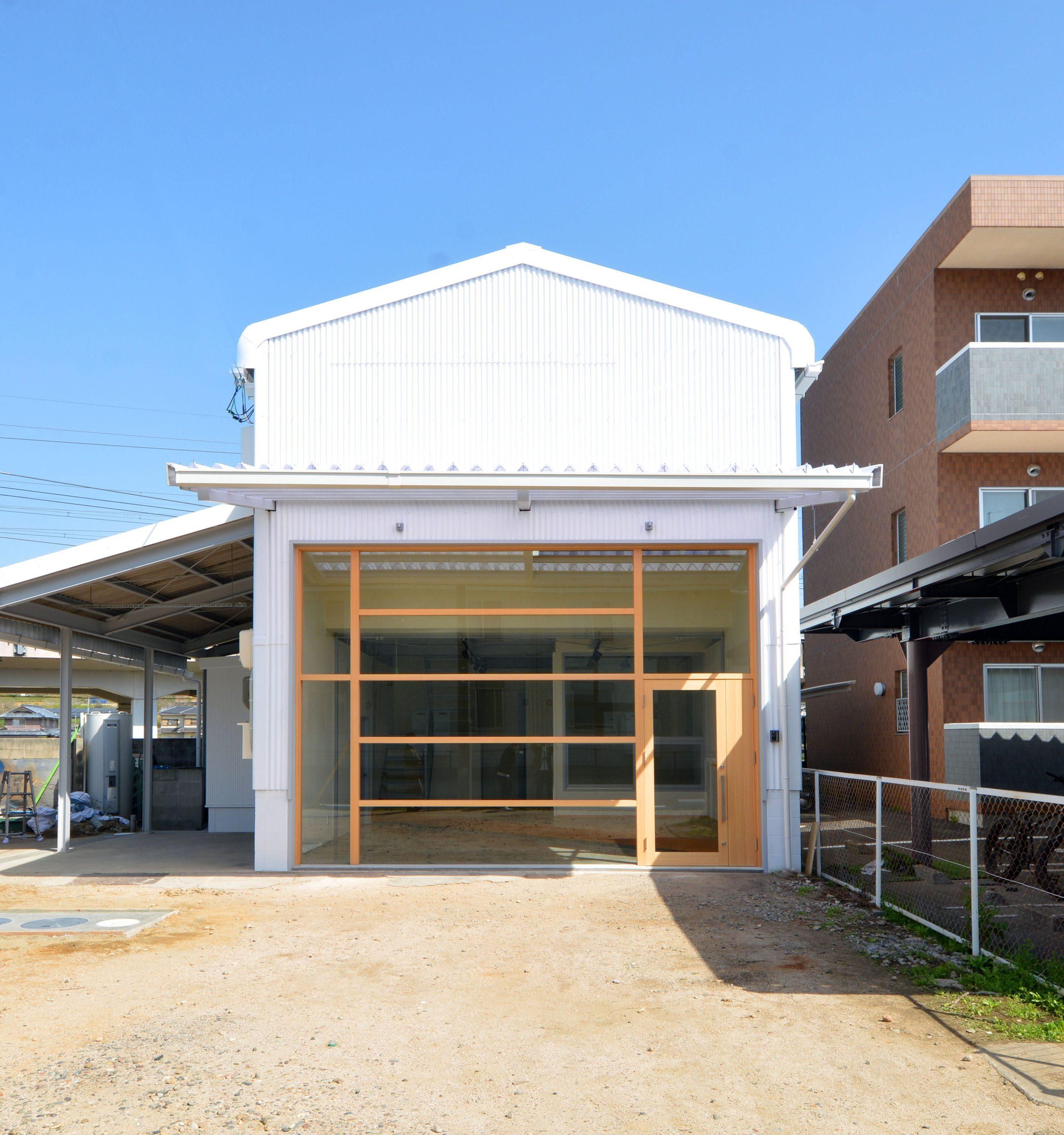 上道の社屋|atelier thu