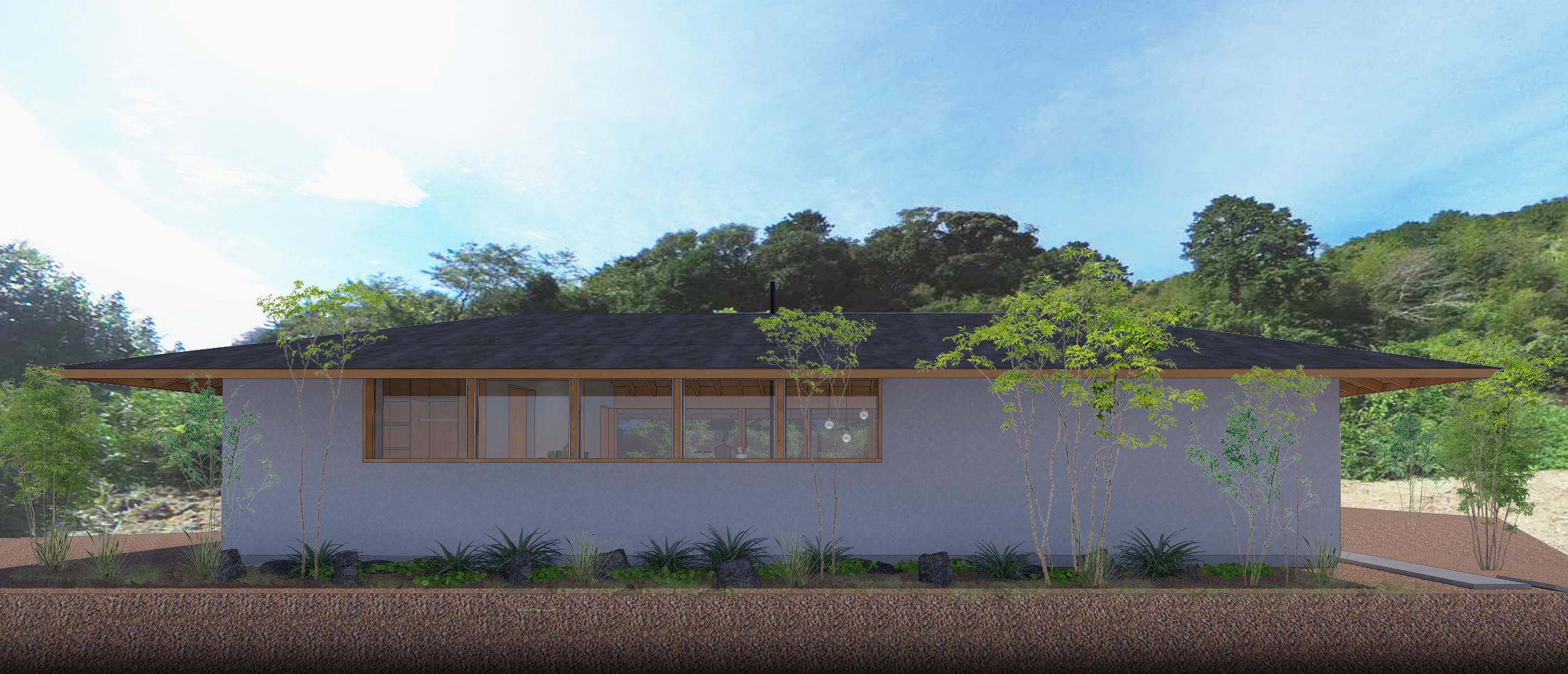 南国の家|atelier thu