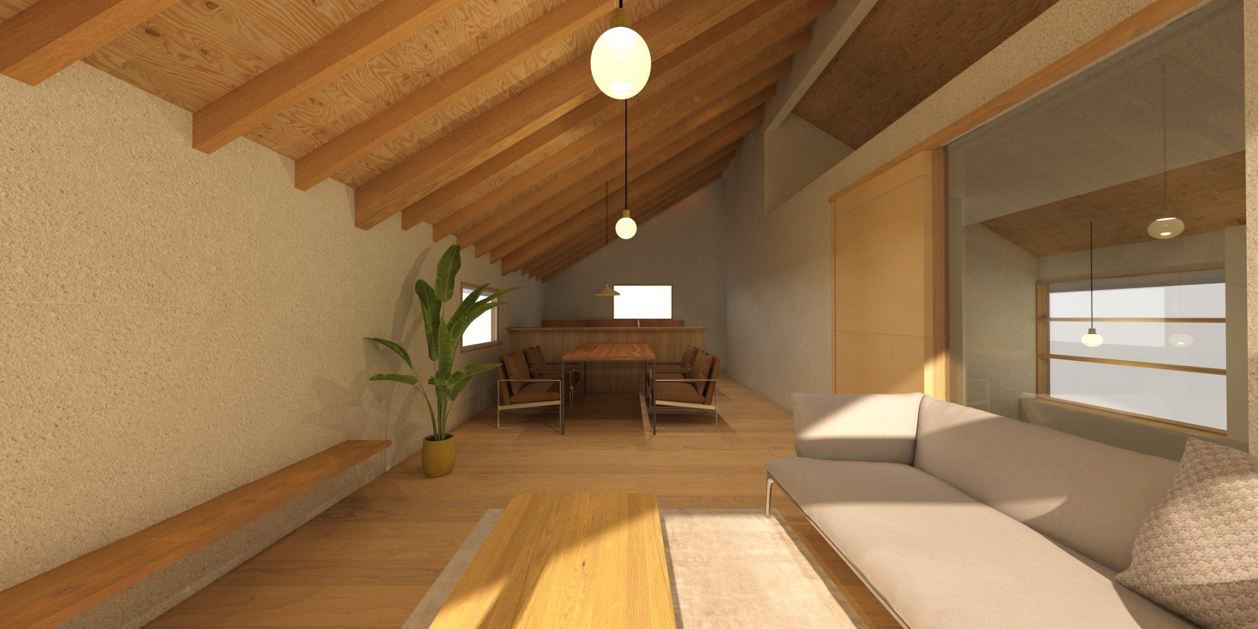 塩屋の家|atelier thu