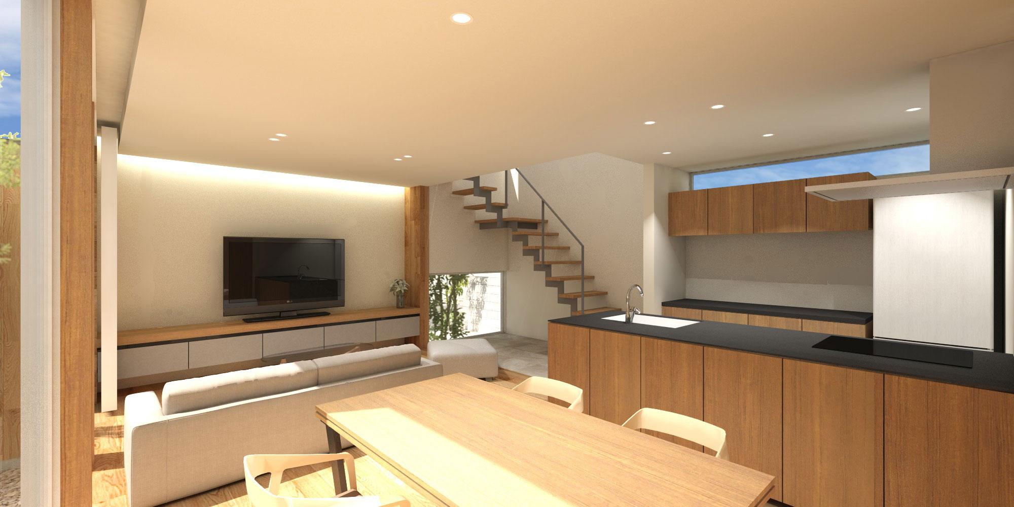 塚本の家|atelier thu