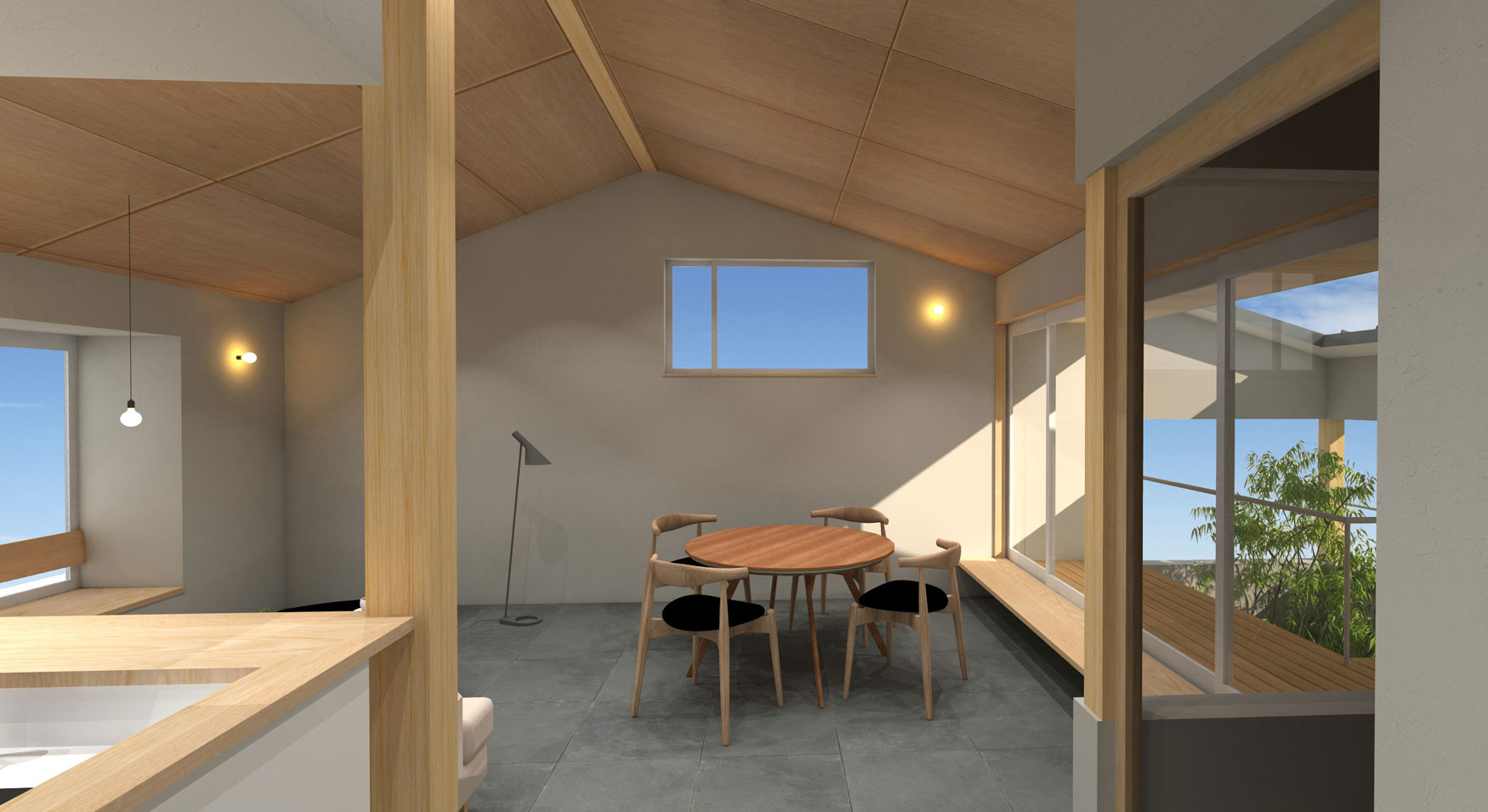 淡路の家|atelier thu