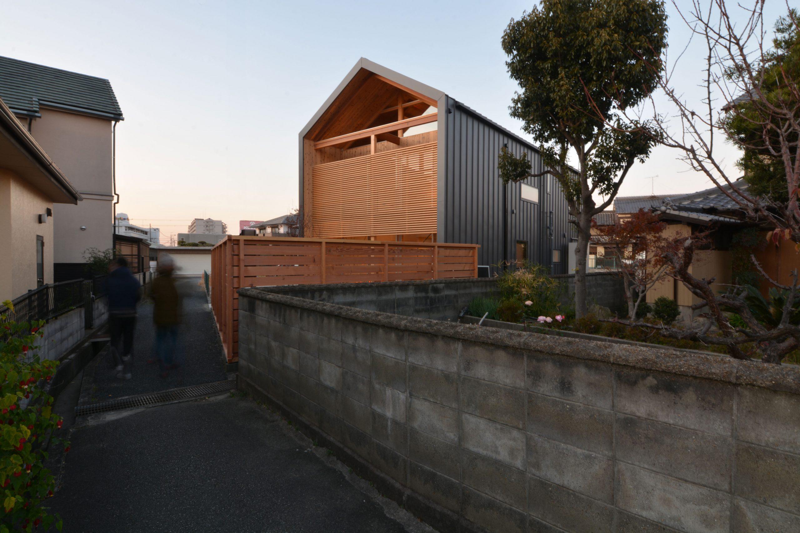 加古川の家|atelier thu