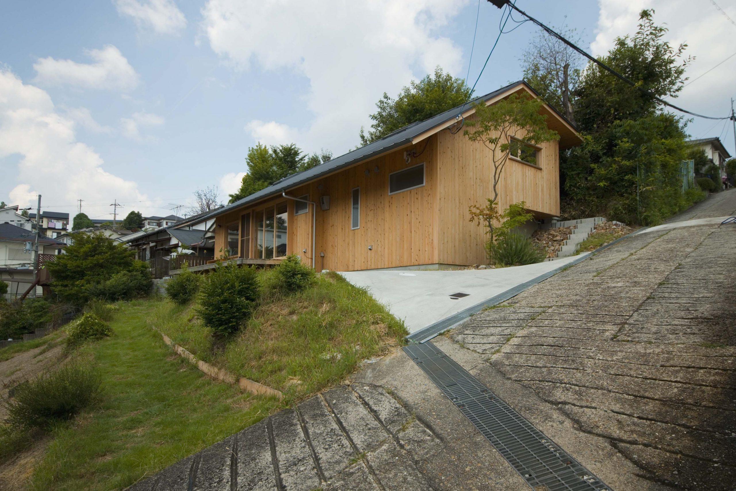東生駒の家|atelier thu