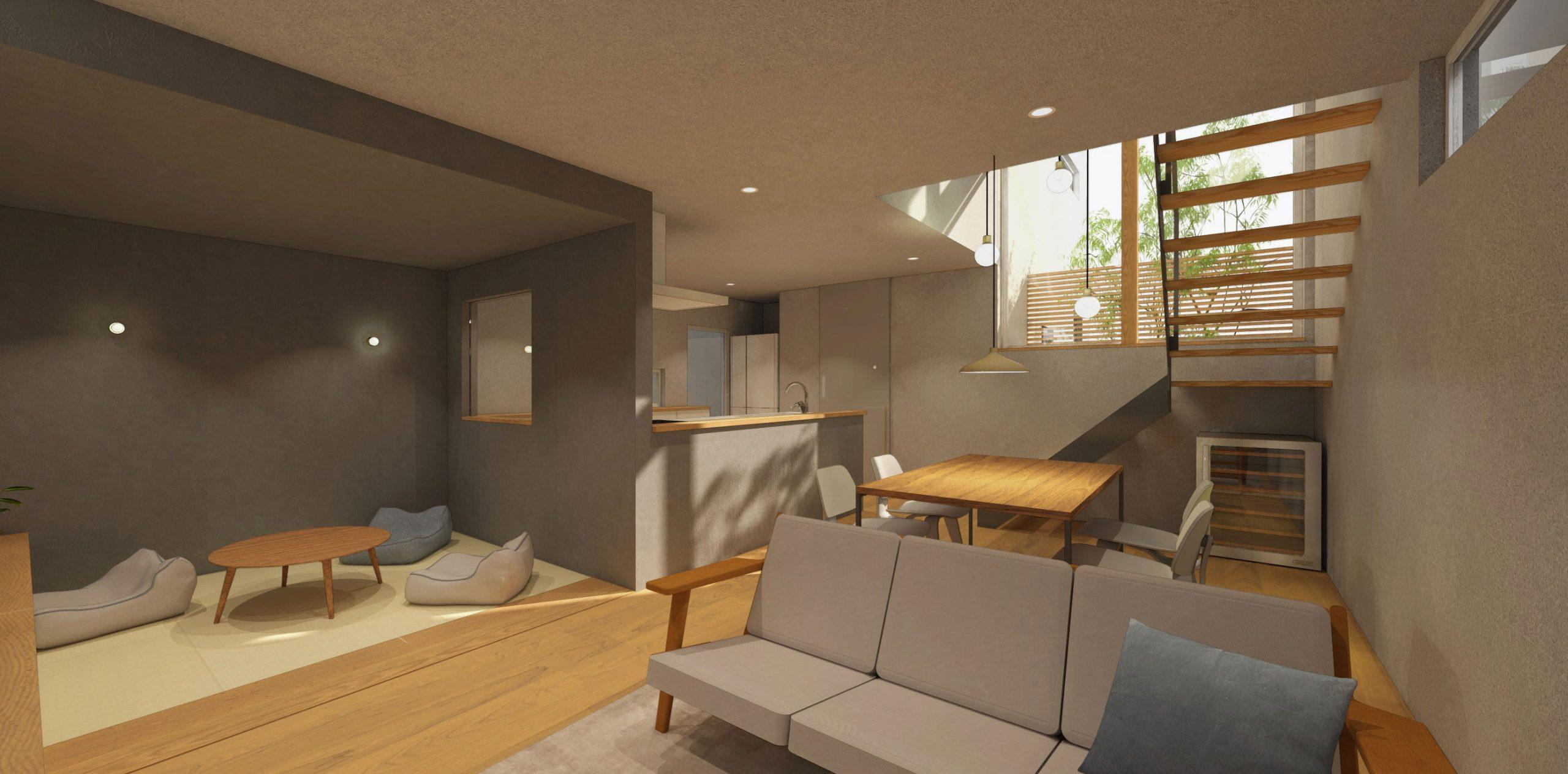 今里の家|atelier thu